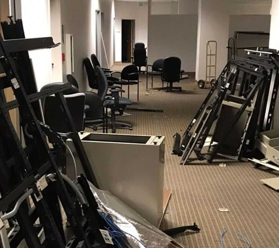 Office Junk Removal - Stars Junk Removal